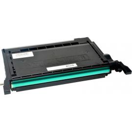 SAMSUNG CLP600/CLP650 NEGRO CARTUCHO DE TONER COMPATIBLE (CLP-K600A)