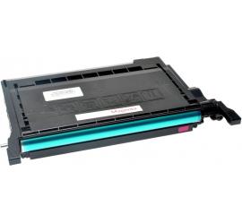 SAMSUNG CLP600/CLP650 MAGENTA CARTUCHO DE TONER COMPATIBLE (CLP-M600A)