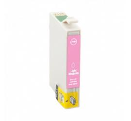 EPSON T0966 MAGENTA LIGHT CARTUCHO DE TINTA PIGMENTADA COMPATIBLE (C13T09664010)
