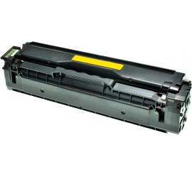 SAMSUNG CLP415/CLX4195 AMARILLO CARTUCHO DE TONER COMPATIBLE CLT-Y504S