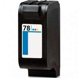 HP 78 TRICOLOR CARTUCHO DE TINTA COMPATIBLE (C6578AE/C6578DE)