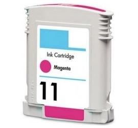 HP 11 MAGENTA CARTUCHO DE TINTA COMPATIBLE (C4837A)