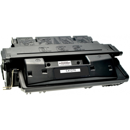 HP C4127X/C4127A NEGRO CARTUCHO DE TONER COMPATIBLE Nº27X