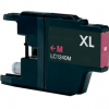 BROTHER LC1220XL/LC1240XL/LC1280XL MAGENTA CARTUCHO DE TINTA COMPATIBLE