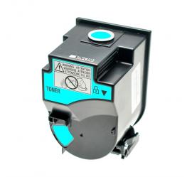 KONICA MINOLTA BIZHUB C350/C351/C450 CYAN CARTUCHO DE TONER COMPATIBLE (4053-703/TN310C)