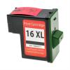 LEXMARK 16/17 NEGRO CARTUCHO DE TINTA COMPATIBLE (10N0016E/10NX217E)