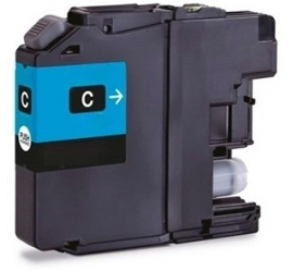 BROTHER LC525XL CYAN CARTUCHO DE TINTA COMPATIBLE