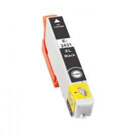 EPSON T2431/T2421 (24XL) NEGRO CARTUCHO DE TINTA COMPATIBLE