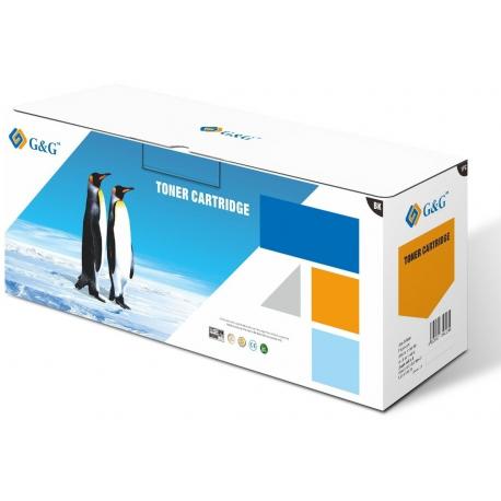 G&G OKI C3300/C3400/C3450/C3520/C3530/C3600/MC350/MC360 AMARILLO CARTUCHO DE TONER COMPATIBLE (43459433/43459329)