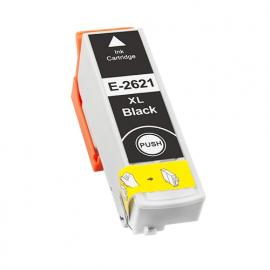 EPSON T2621/T2601 (26XL) NEGRO CARTUCHO DE TINTA COMPATIBLE