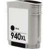 HP 940XL NEGRO CARTUCHO DE TINTA COMPATIBLE (C4906AE)