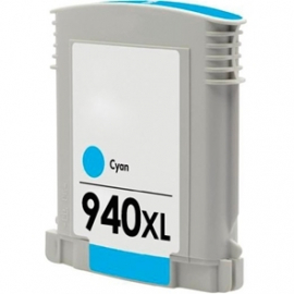 HP 940XL CYAN CARTUCHO DE TINTA COMPATIBLE (C4907AE)