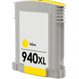 HP 940XL AMARILLO CARTUCHO DE TINTA COMPATIBLE (C4909AE)
