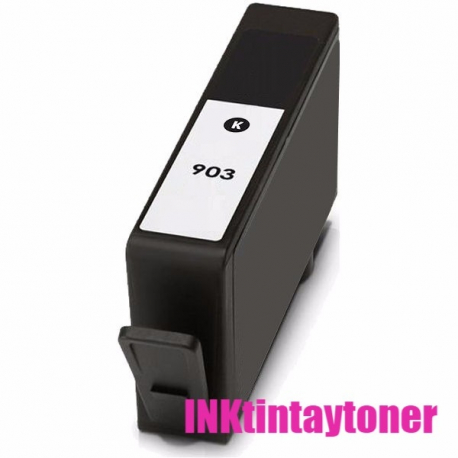 HP 903 V7 NEGRO CARTUCHO DE TINTA COMPATIBLE (T6L99AE)