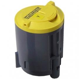 SAMSUNG CLP300/CLX2160 AMARILLO CARTUCHO DE TONER COMPATIBLE (CLP-Y300A)