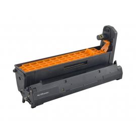 OKI C5100/C5200/C5400/C5250/C5450/C3100/C3200 NEGRO TAMBOR DE IMAGEN COMPATIBLE (DRUM)