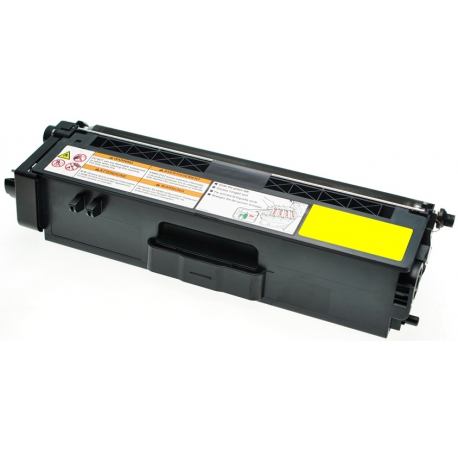BROTHER TN320/TN325 AMARILLO CARTUCHO DE TONER COMPATIBLE