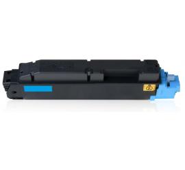 KYOCERA TK5150 CYAN CARTUCHO DE TONER COMPATIBLE (1T02NSCNL0)
