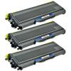 PACK X 3 RICOH AFICIO SP1200/SP1210 NEGRO CARTUCHO DE TONER COMPATIBLE (406837)