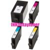 PACK HP 903XL/907XL V7 CMYK CARTUCHOS DE TINTA COMPATIBLES