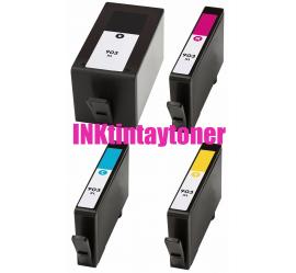 PACK HP 903XL/907XL CMYK CARTUCHOS DE TINTA COMPATIBLES