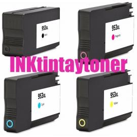 PACK HP 953XL/957XL V5 CMYK CARTUCHOS DE TINTA COMPATIBLES