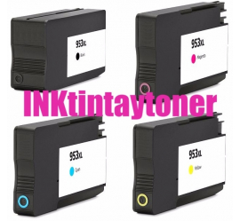 PACK HP 953XL/957XL VB CMYK CARTUCHOS DE TINTA COMPATIBLES