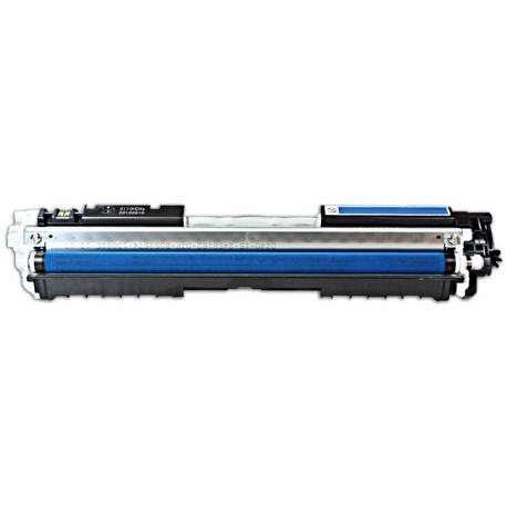 HP CF351A CYAN CARTUCHO DE TONER COMPATIBLE Nº130A