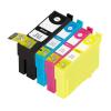 PACK EPSON T3471/T3472/T3473/T3474 (34XL) CMYK CARTUCHOS DE TINTA COMPATIBLES