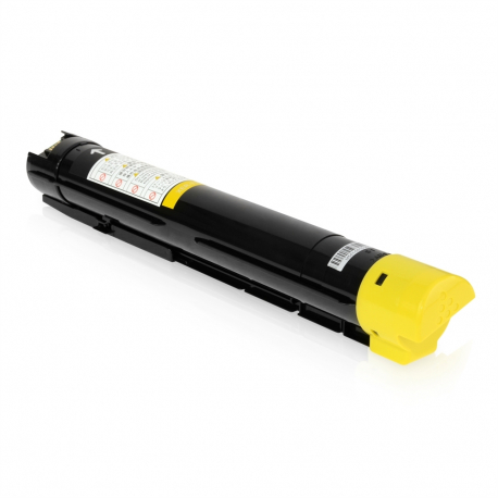 XEROX WORKCENTRE 7120/7125/7220/7225 AMARILLO CARTUCHO DE TONER COMPATIBLE (006R01458)