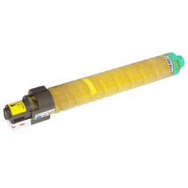 RICOH AFICIO MP-C306/MP-C307/MP-C406 AMARILLO CARTUCHO DE TONER COMPATIBLE (842098/842094)