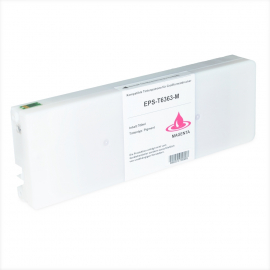 EPSON T6363 MAGENTA CARTUCHO DE TINTA COMPATIBLE (C13T636300)