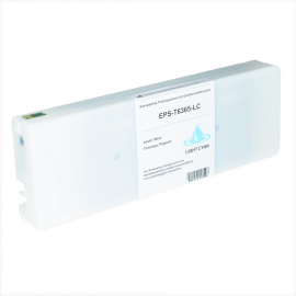 EPSON T6365 LIGHT CYAN CARTUCHO DE TINTA COMPATIBLE (C13T636500)