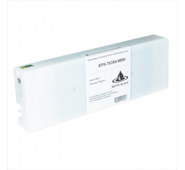 EPSON T6368 NEGRO MATE CARTUCHO DE TINTA COMPATIBLE (C13T636800)