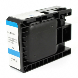 EPSON T5802 CYAN CARTUCHO DE TINTA COMPATIBLE (C13T580200)