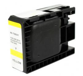EPSON T5804 AMARILLO CARTUCHO DE TINTA COMPATIBLE (C13T580400)