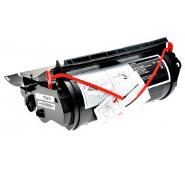 LEXMARK OPTRA T520 NEGRO CARTUCHO DE TONER COMPATIBLE (12A6835)