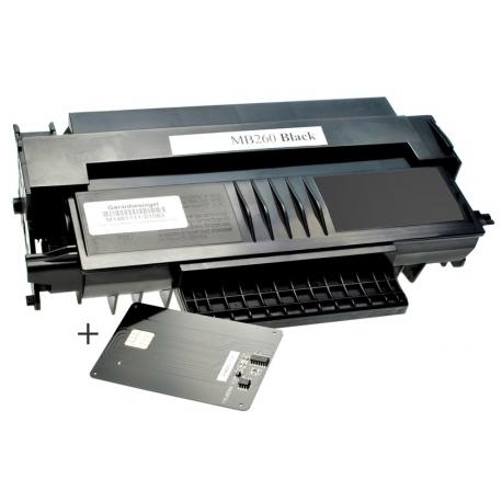 OKI MB260/MB280/MB290 NEGRO CARTUCHO DE TONER COMPATIBLE (01240001)