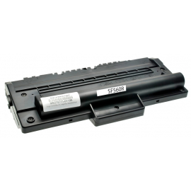 SAMSUNG SF560R/SF560PR NEGRO CARTUCHO DE TONER COMPATIBLE (SF-D560RA)