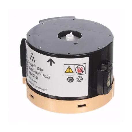XEROX PHASER 3010/3040 NEGRO CARTUCHO DE TONER COMPATIBLE (106R02182)