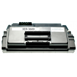 XEROX PHASER 3600 NEGRO CARTUCHO DE TONER COMPATIBLE (106R01371)
