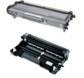PACK BROTHER TN3390/DR3300 NEGRO CARTUCHO DE TONER Y TAMBOR (DRUM) COMPATIBLES