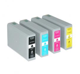 PACK EPSON T7891/T7892/T7893/T7894 CMYK CARTUCHOS DE TINTA COMPATIBLES