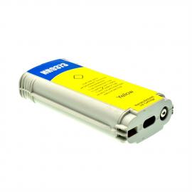HP 72 AMARILLO CARTUCHO DE TINTA COMPATIBLE (C9373A)