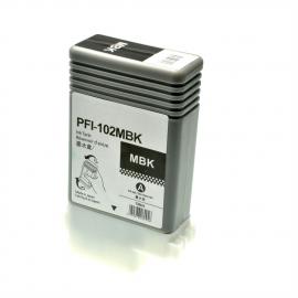 CANON PFI102 NEGRO MATE CARTUCHO DE TINTA COMPATIBLE (0894B001)