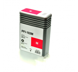 CANON PFI102 MAGENTA CARTUCHO DE TINTA COMPATIBLE (0897B001)