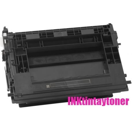 HP CF237X NEGRO CARTUCHO DE TONER COMPATIBLE Nº 37X