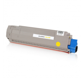 OKI EXECUTIVE ES8430/ES8460MFP AMARILLO CARTUCHO DE TONER COMPATIBLE