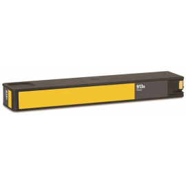 HP 913A V9 AMARILLO CARTUCHO DE TINTA PIGMENTADA COMPATIBLE (F6T79AE)