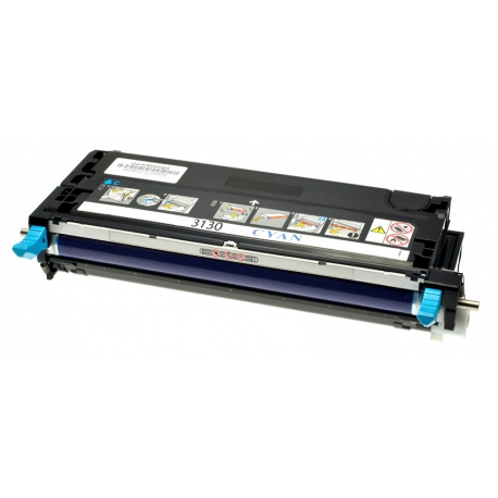 DELL 3110/3115 CYAN CARTUCHO DE TONER COMPATIBLE (593-10171)